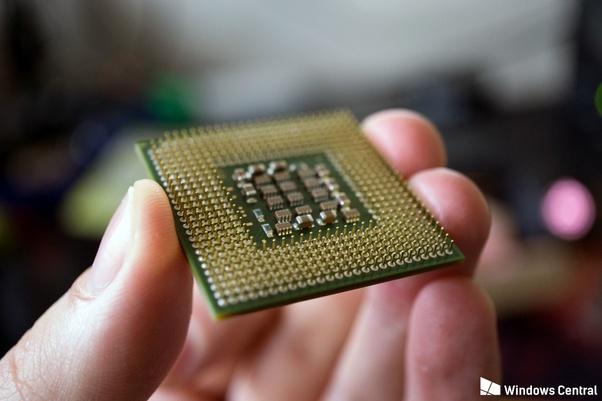 cpu is the brain of computer