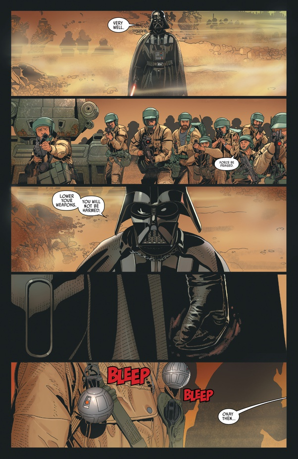In a fight between Master Chief and Darth Vader, who would win? - Quora