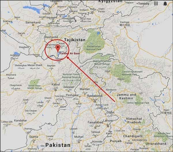 image these 5 overseas military bases speaks volumes about indias growing military footprint as a result of pakistan banning indian overflights