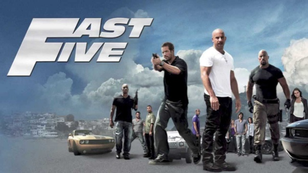 Do you think 'Fast & Furious 5' is the best movie from this franchise? - Quora
