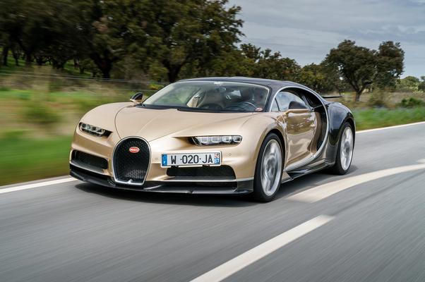 Why Are Bugatti So Rare While Most People Buy Lamborghini Or Ferrari