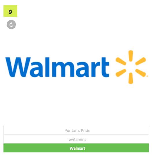 Can I use company logos (say Audi or BMW) on a logo quiz app