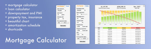 What is the best WordPress custom calculator plugin? - Quora
