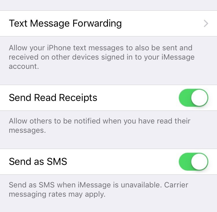View Text Messages from Another Phone