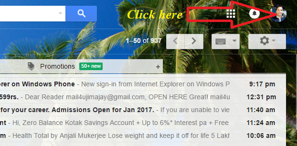 how to change security question in gmail
