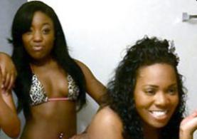 What is ebony porn