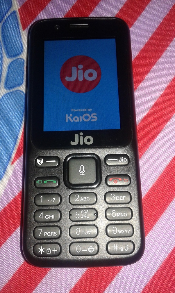 Is a Jio phone a smartphone or a button phone? - Quora