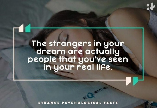What are some of the most awesome psychological facts? - Quora