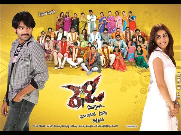 What is the all time best Telugu movie ? 8