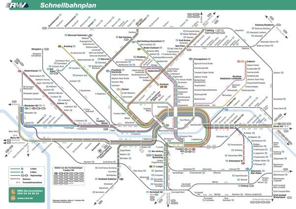 How is the infrastructure in Frankfurt Quora