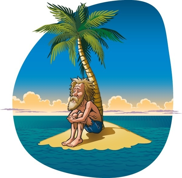 People To Be With On A Desert Island