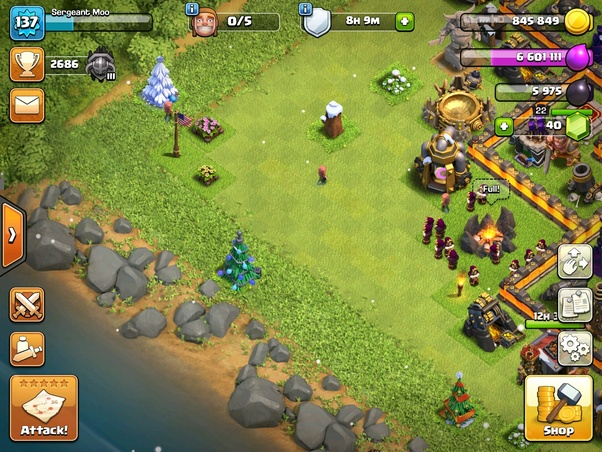 Can I Keep The Clash Of Clans Christmas Tree After Christmas Quora