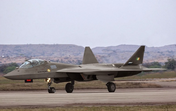 Why is the Indian Air Force not afraid of a Chinese stealth