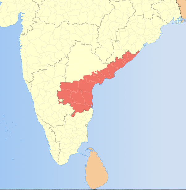 Telangana doesn't share its border with Odisha, but why is
