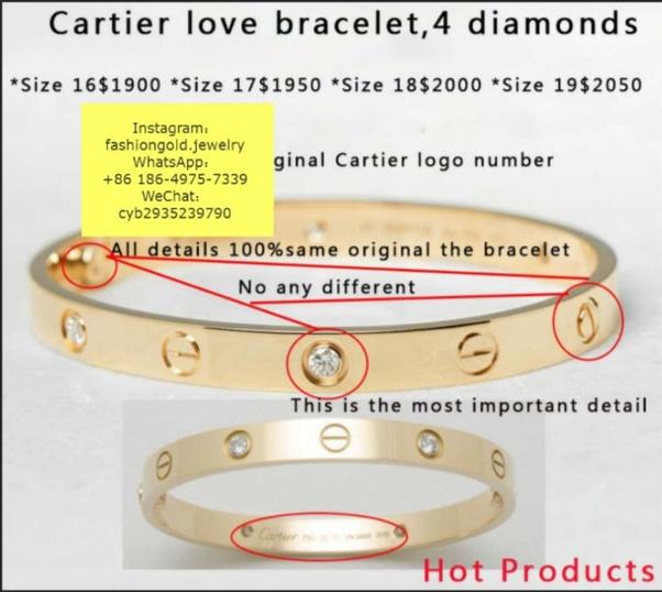 cartier original price
