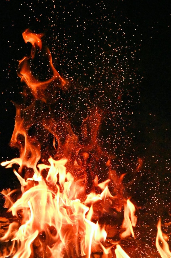 What's the difference between fire and flame? - Quora