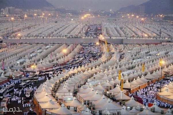 While the point about Saudi Arabia may stand itu0027s disingenuous to use this as an ex&le - any of those Muslim refugees could go just not settle ... & Is there a Mecca tent city that is empty for 50 weeks of the year ...