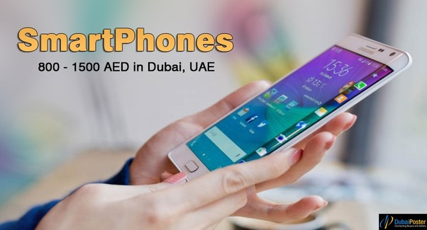 What are the best cheap smartphones at a range of 800-1500 AED in