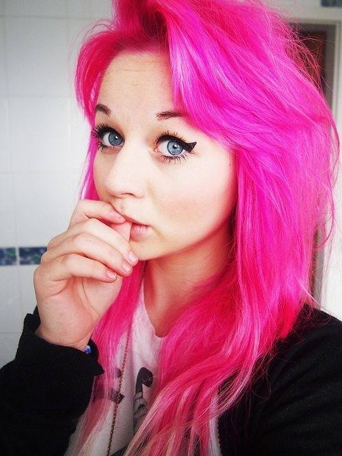 As A 13 Year Old Should I Dye My Hair An Unnatural Color For Self