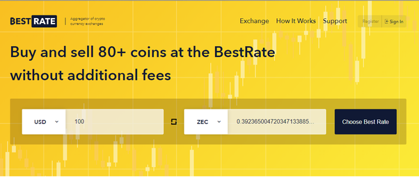 Just Fill In The Sum Of Usd You Want To Exchange And System Will Show Number Tokens Recieve But Remember Create Zcash Wallet