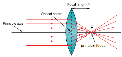 What Is The Principal Focus Of A Convex Lens Quora