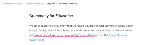 How to get Grammarly Premium for free - Quora