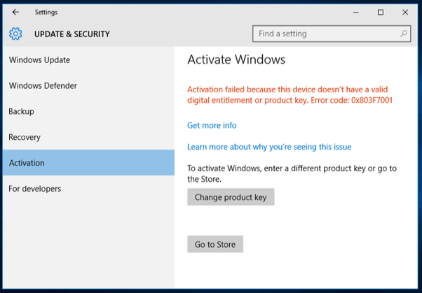 How to install a windows 10 oem key quora for more in formation follow this link ccuart Images