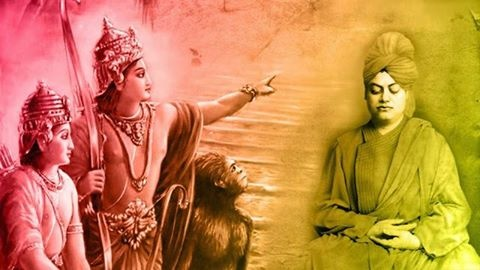 What is the significance of meeting Lord Rama in a dream