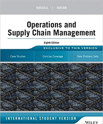 where can i find the solutions manual for operations and supply rh quora com operations and supply chain management solution manual operations and supply chain management 14th edition solutions manual free download