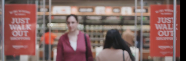 How is deep learning implemented in Amazon Go (special grocery stores in which you pick up whatever you want and then leave without waiting to pay)?