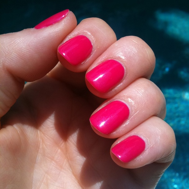 Can I Use A Regular Nail Polish On Top Of A Gel Quora
