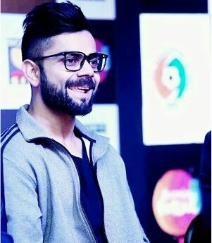 464d852b2d It is a known fact that Virat Kohli uses specs. Does he wear lenses ...