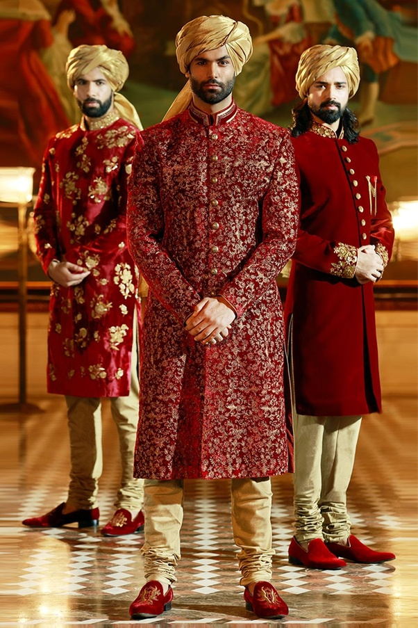 Which Is The Best Place To Buy Sherwani & Lehenga In