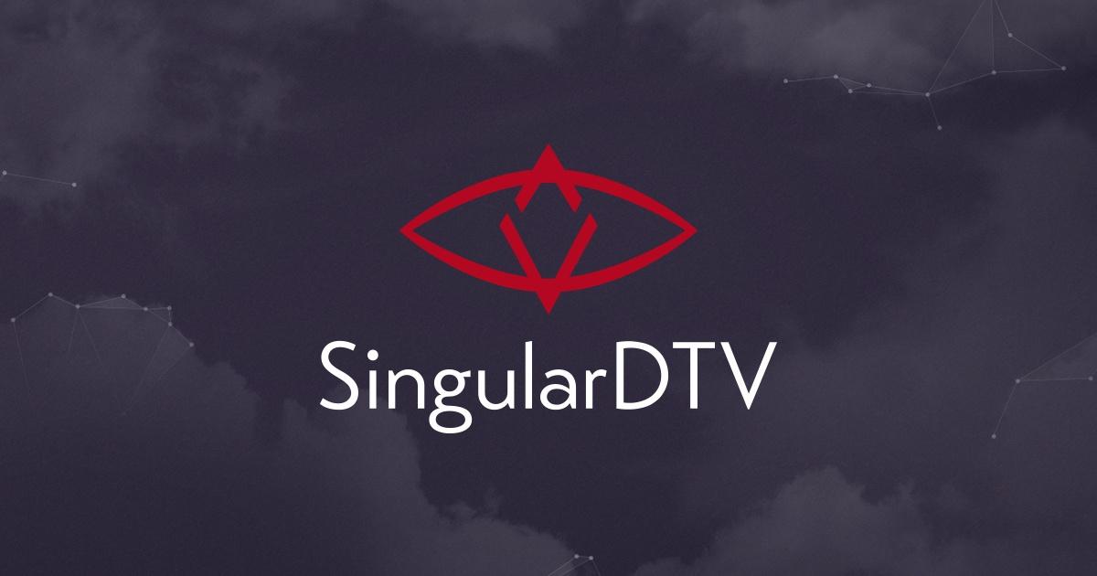 singulardtv cryptocurrency price
