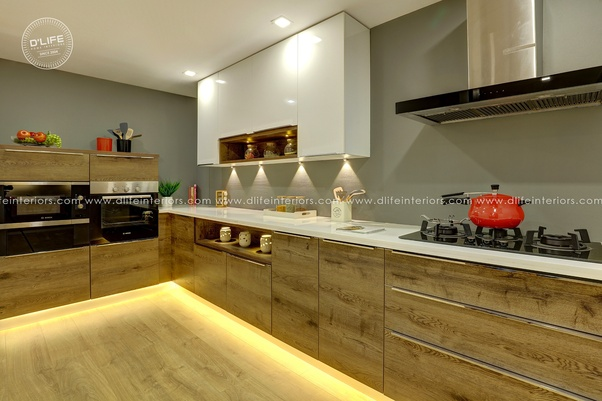 Which Is The Best Modular Kitchen In India Quora