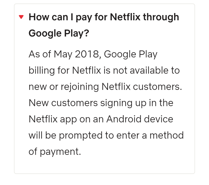 Can I use Google Play to pay Netflix? - Quora