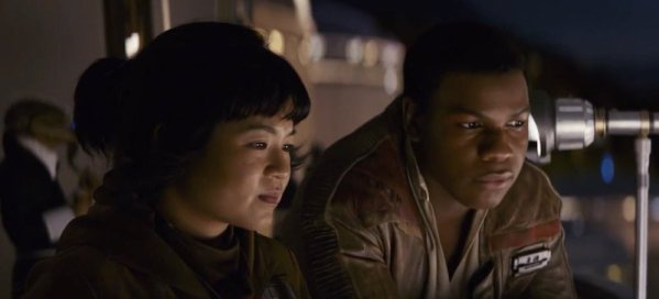 John Boyega said Finn and Rose were sidelined in The Last Jedi. Do you agree? - Quora