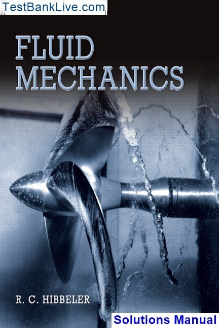 Where Can I Download The Solution Manual Fluid Mechanics 1st