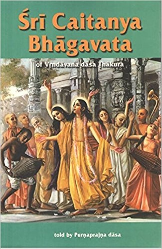 Is there a biography about Chaitanya Mahaprabhu? I am from