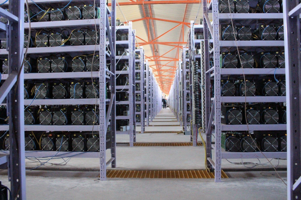 how to start a mining farm