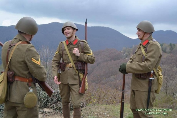 Who had the best uniform in WW2? - Quora