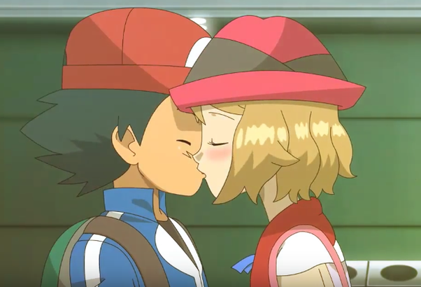 who will eventually end up with ash ketchum misty may dawn