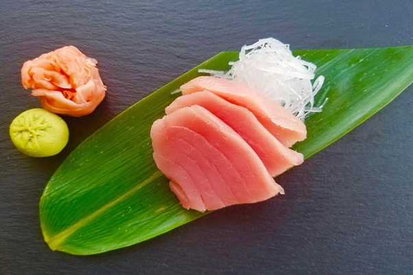 What Does Tuna Sashimi Taste Like Quora