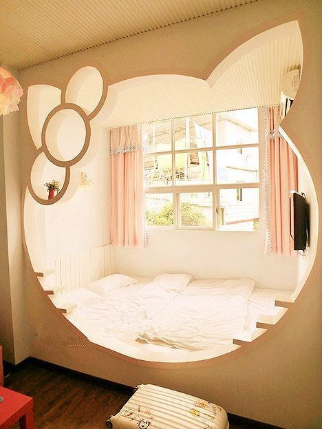 Great 3. Mirrors   Cute Hello Kitty One