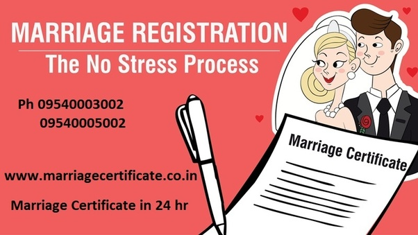online appointment for marriage registration delhi