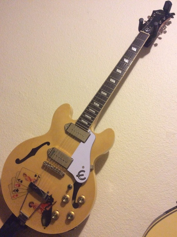 Which is your favorite guitar and why? - Quora