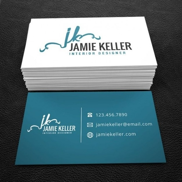 How To Create An Awesome Business Card Design Quora