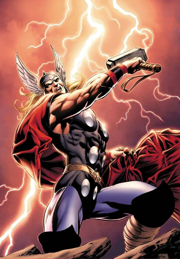 Who Would Win In A Fight Thor Or Darkseid Quora