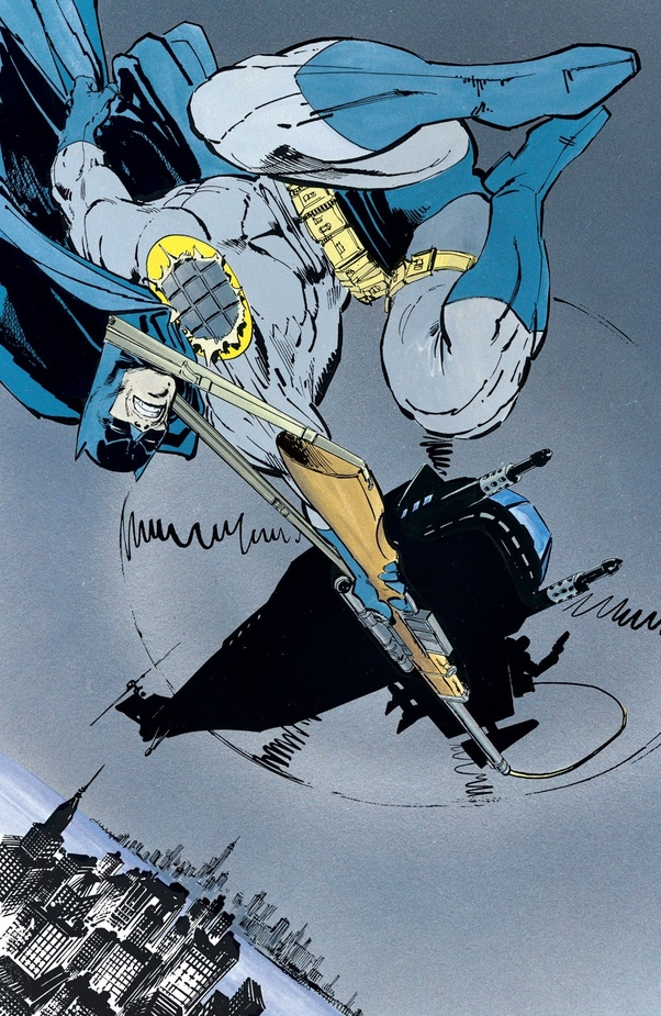 How Does The Bat Symbol Function As A Metaphor Throughout Batman