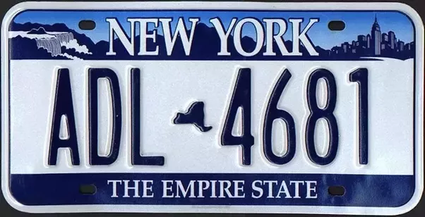 How Do I Get New Number Plates For My Car